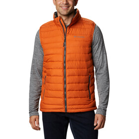 Columbia Powder Lite bodywarmer Heren, harvester